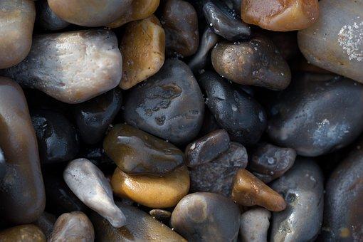 Stones, Sea, Sand