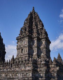Prambanan, Yogyakarta, Indonesia, Temple, Java