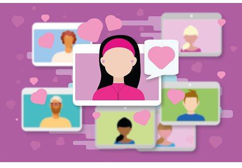 Girl, Influencer, Like, Webcam, Popular, Media, App