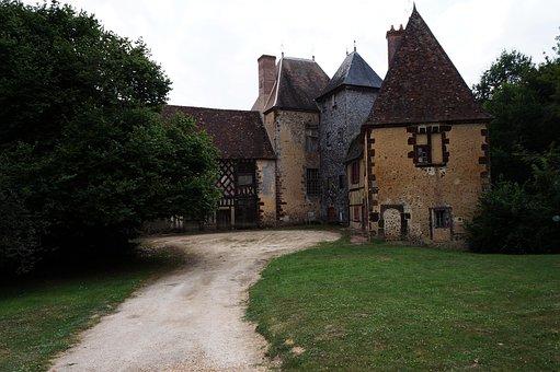 Castle, Medieval, Architecture, Building, Ancient