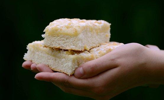 Cake, Streusel Cake, Bake, Sheet Cake, Sweet, Pastries