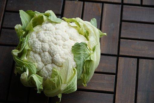 Cauliflower, Cabbage, Vegetable, Healthy, Nutrition