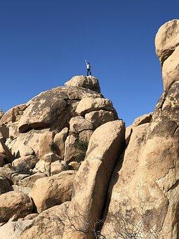 Climb, Rocks, Adventure, Climber, Challenge