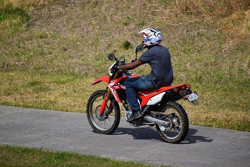 Motorbike, Motorcycle, Dirt Bike, Motocross, Hobby