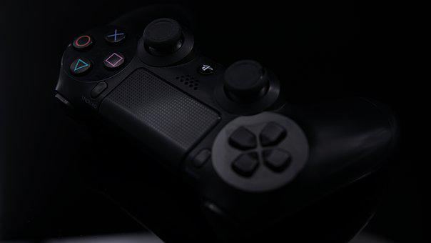Controller, Gaming, Playstation, Console, Game Pad