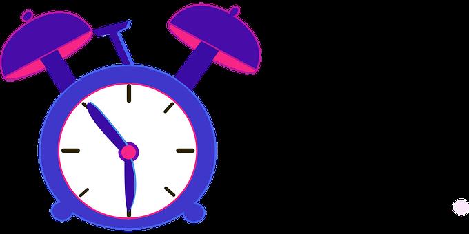 Alarm Clock, Clock, Alarm, Time, Retro, Analog