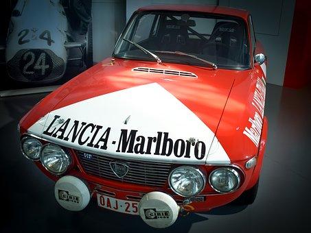 Car, Vehicle, Exhibition, Old, Retro, Vintage, Classic