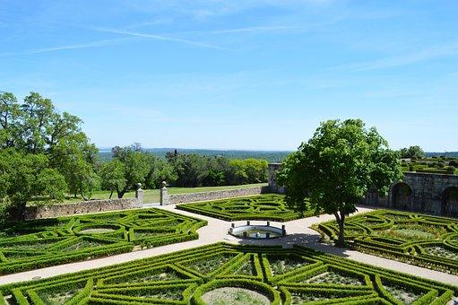 Park, Trees, Fountain, Region, Nature, Travel