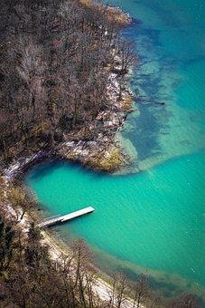 Lake, Pier, Adventure, Trip, Lake Como, Italy, Lombardy
