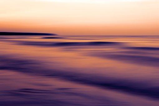 Ostsee, See, Ozean, Amber, Meer, Sonnenlicht, Küste