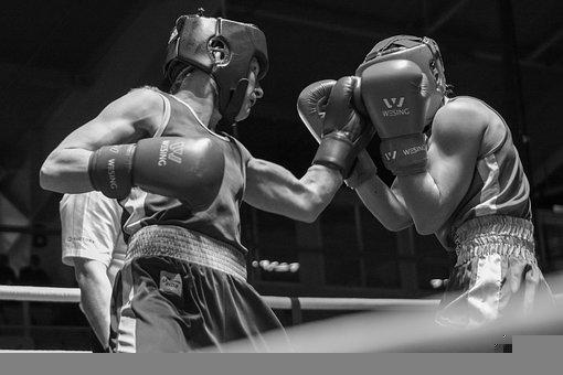 Boxer, Boxing, Female, Woman, Athlete, Figher, Punch