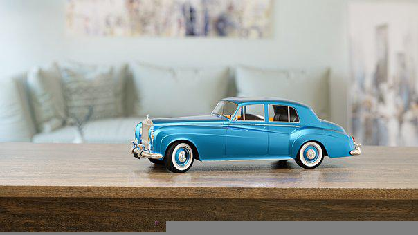 Car, Toy, Vehicle, Classic, Model, Rendering, 3d, Auto