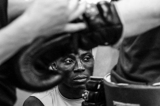 Boxer, Athlete, Fighter, Boxing, Sports, Sprinter, Man