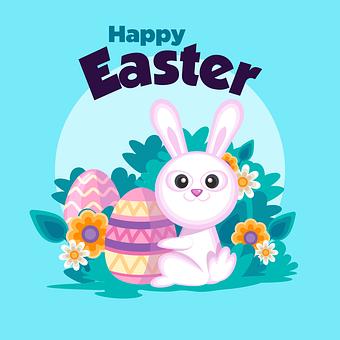 Easter, Holiday, Christian, Spring, Celebration, Rabbit