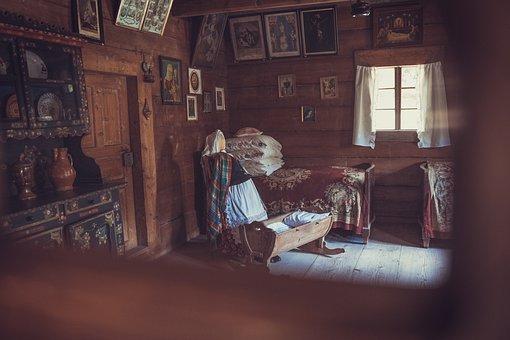 Village, Cottage, House, Home, Architecture, Farmhouse