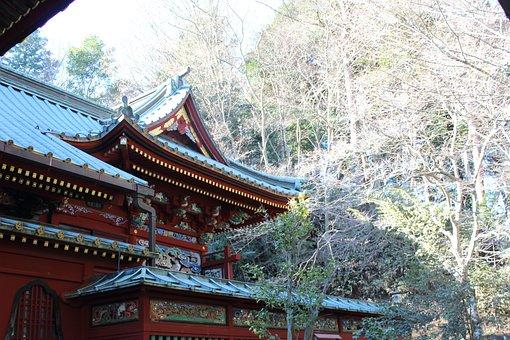 Temple, Japan, Takao, Mount Takao, Mt Takao, Japanese