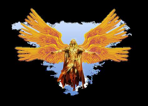 Archangel, Angel, Spirituality, Spiritual, Heavenly