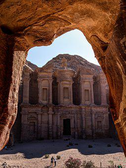 Petra, Jordan, Ancient, Ancient City
