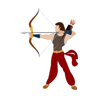 Warrior, Archer, Archery, Bow, Fantasy, Fighter, Weapon