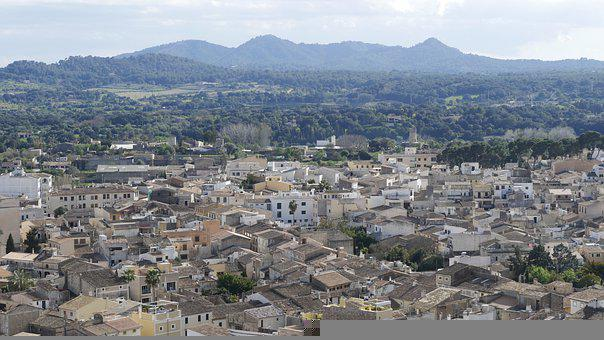 Artà, Arta, Mallorca, City, Village, Architecture