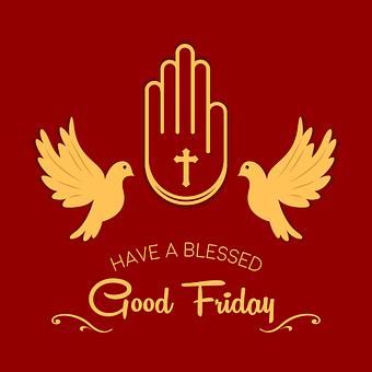 Good Friday, Christian, Jesus, Resurrection, Cross