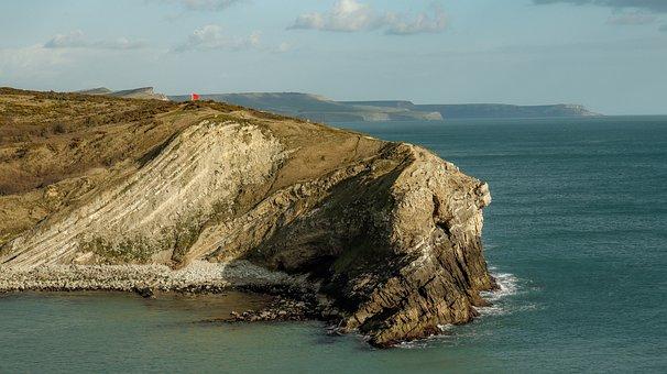 Lulworth Cove, Coast, Dorset, Jurrasic Coast