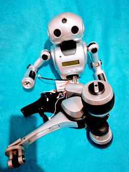 Robot, By Agostini, Electronics, Robotics, Programming