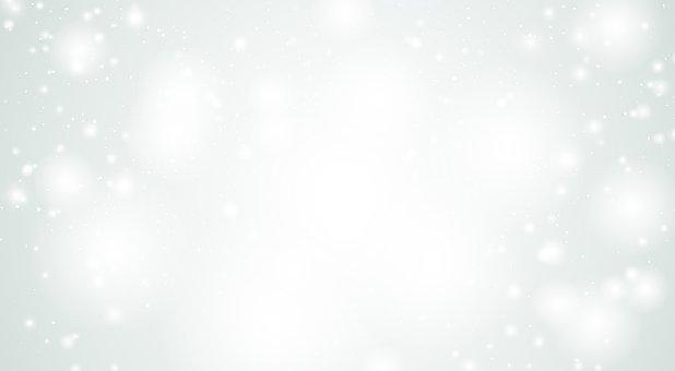 Bokeh, Lights, Bright, White, Background, Banner, Frame