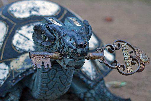 Russia, The Village, Stove, A Town, Tortoise, Key