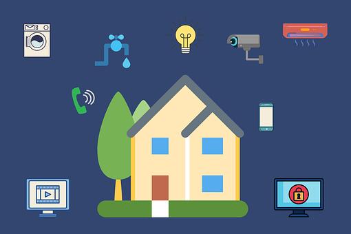 Home Automation, Smart Home, Technology, Smarthome