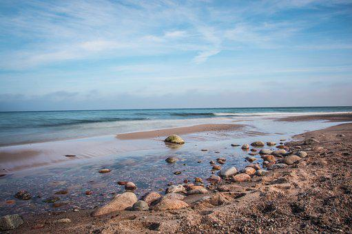 Sea, Beach, Holidays, Summer, Water, Nature, Landscape