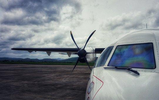 Aircraft, Airplane, Aviation, Flight, Airport, Sky