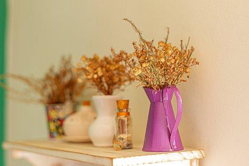 Flowers, Vessels, Decoration, Vase, Flower, Home
