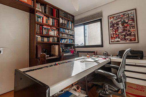 Home Office, Office, Work, Design, Business, Corporate
