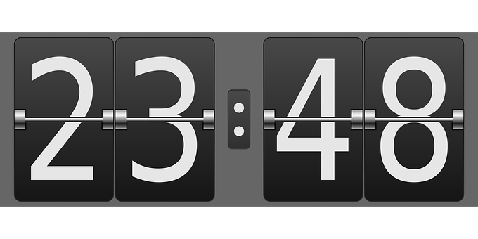 Mechanical Clock, Clock, Time, Hours, Minutes, Seconds