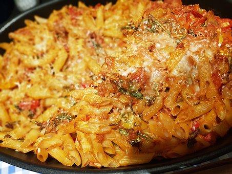 Tuna, Pasta Salad, Eat, Food, Vinegar, Oil, Meatless