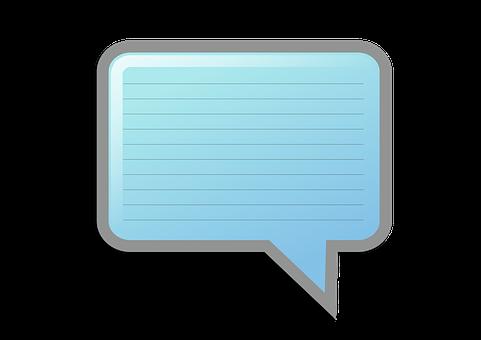 Tag, Bubble, Speech, Sticker, Message, Communication
