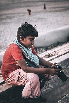 Poor, Kid, Dream, Camera, Life, Poverty, Bangladesh