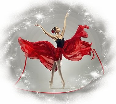 Ballet, Dancing, Photo Art, Ballerina, Woman, Female