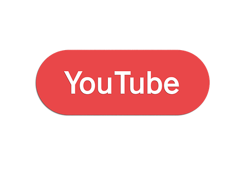 Youtube, Youtube Button, Red, Subscribe, Icon