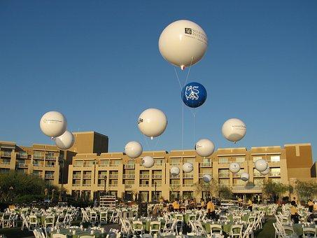 Advertising Balloons, Helium Balloons, Balloons