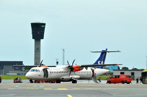 Airport, Aeroplane, Airplane, Travel, Passenger, Plane