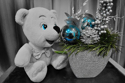 Christmas Tree, Toy, New Year's Eve Ball, Holiday
