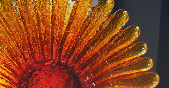 Glass, Orange, Clear, Design, Reflection, Background