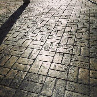 Cobbles, Shadows, Stone, Street, Cobblestone, Cobbled