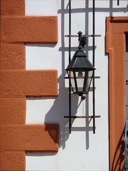 Lighting, Darkness, Gas Lantern, Lamp, Lantern