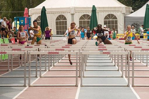 Athletics, Sport, Hurdles, Junior Gala