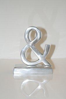 And Symbol, Reflection, Communication Icon, Symbol