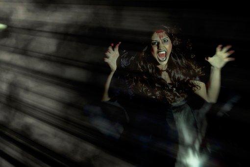 Halloween, Vampire, Horror, Scary, Tooth, Black, Creepy