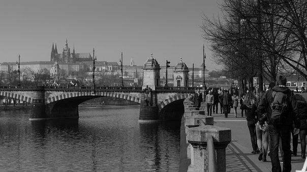 Prague, Sight Seeing, Tourism, Stroll, City Tour
